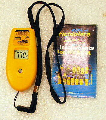 Fieldpiece SIR2 Infrared Thermometer with Laser Sight
