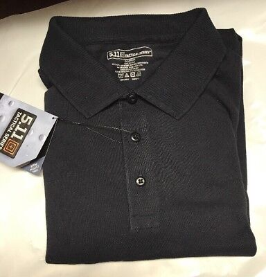 5.11 TACTICAL 41060-XL- Professional Polo, 724 Dark Navy