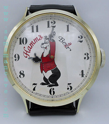 Hamm's Wristwatch Sign