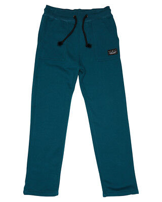 New Rusty Boys Tots Boys Heck Trackpant Cotton Polyester Green