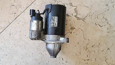 13 Kia Soul Starter Motor 1.6L W/o Automatic Start And Stop