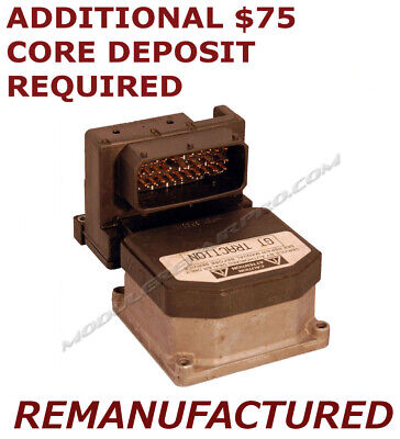 REMAN 1999 - 2004 Ford Mustang GT TRACTION ABS Pump Control Module >EXCHANGE<