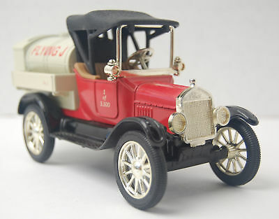 "Ertl Collectibles Flying J 1918 Ford Model ""T"" Roundabout Die-Cast Bank~still~"