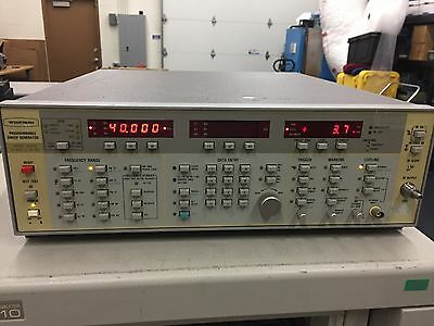 Wiltron 6669B Programmable Sweep Generator 10MHz-40GHz