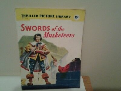 thriller picture library no.212 musketeers