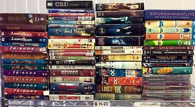65 Full Tv Show Season Lot A-list Shows Bulk Huge Collection! ABC HBO Fox & More