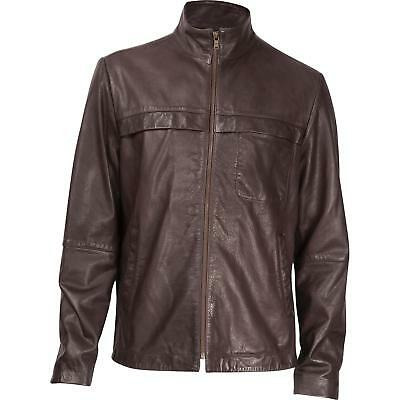 Durango Leather Company Men's Look Out Jacket Dark Brown DLC0031
