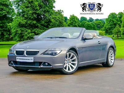 2006 56 Bmw 6 Series 3.0 630I Sport 2D Auto 255 Bhp, Must Been Seen In The Flesh