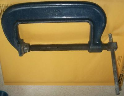 """Armstrong Drop Forged 6"""" Clamp 78-106"""