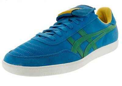 Onitsuka Tiger Hulse Shoes Mid Blue/Green Men's 8/Women's 9.5