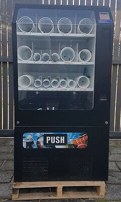 coin operated snackmate vending machine