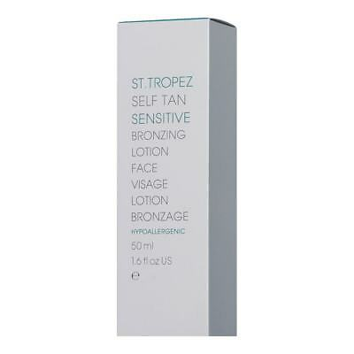 St. Tropez Self Tan ★ Sensitive Bronzing Lotion Face Gesichtsbräuner 50ml