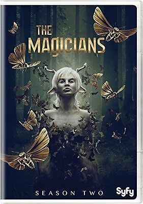 The Magicians: Second Season 2 Two (DVD, 2017) Brand New FREE Shipping