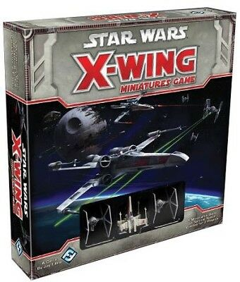 Star Wars X-Wing Miniatures Game Core Set New!!!