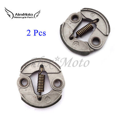 Clutch Pads For 33cc 43cc 49cc Gas Goped Scooters Super Pocket Bikes Mini Moto