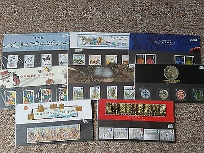 Royal Mail Mint Stamps 1989