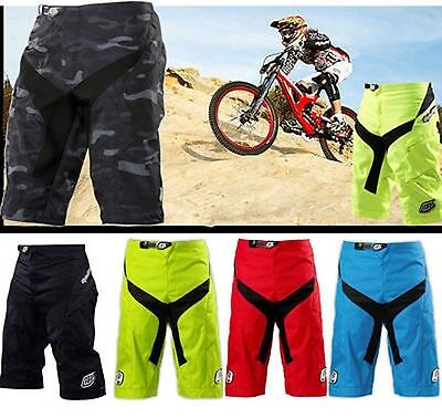 Men Moto Shorts Downhill Bike DH MTB Mountain Cycling Biking Designs Sport Out