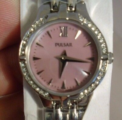 *NEW with tags* Pulsar with Swarovski Elements Ladies Watch (PEGf19)