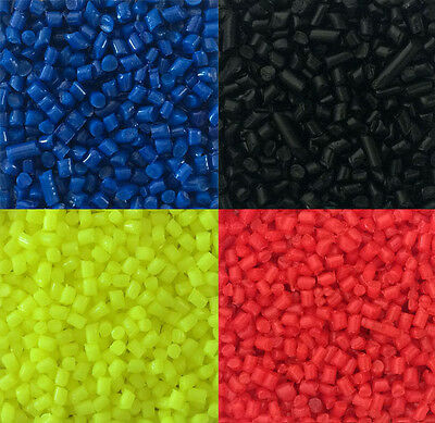 Polymorph - Mouldable Coloured Thermoplastic Pellets (UK Seller)