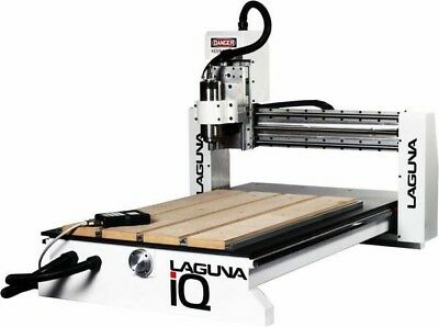 Laguna IQ HHC - CNC Router - With Water Cooled Spindle