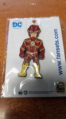 SDCC 2017 San Diego Comic Con Exclusive THE FLASH Promotional Pin