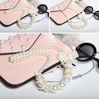 Lace Pearl Children Chain Girls Necklace Cute Gifts Beads Kids Jewelry Wedding