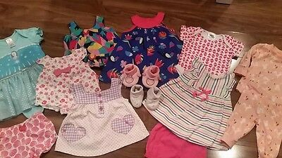 Baby girl bundle 0-3months up to 3-6months