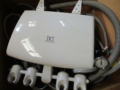 DCI 4470 Automatic Control Dental Delivery System for 3 Handpieces