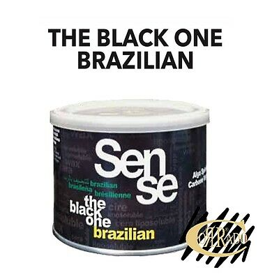 Cera Depilatoria Nera Sense - The Black One Brazilian 400Ml  Novita' 2017