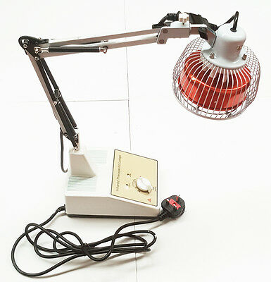 TDP Bio Lamps Thermo-Electromagnetic Waves Heat Lamp CQ12  Desktop