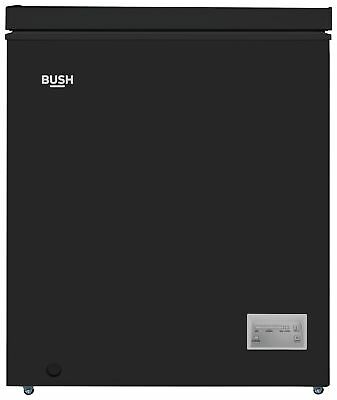 Bush BCFB142L Chest Freezer - Black. From the Official Argos Shop on ebay