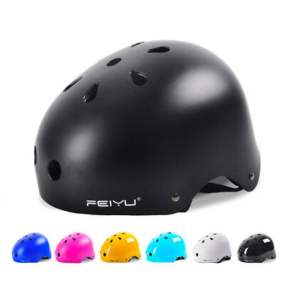 Kids Adult Protective Helmet For BMX Bicycle Bike Cycling Scooter Ski Skateboard