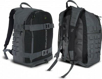 Rucksack Planet Eclipse GX Gravel Bag Molle grau
