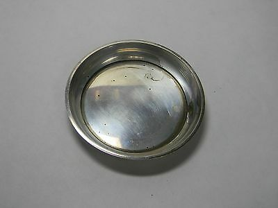Authentic Tiffany & Co. Makers Sterling Silver Mini Tray