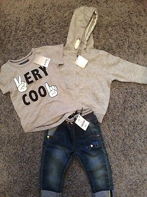Boys Next Bundle 9-12 Months Was £28 Free Postage