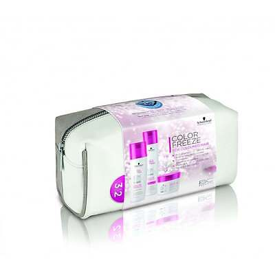 Schwarzkopf Bonacure Colour Freeze Trio Gift Set