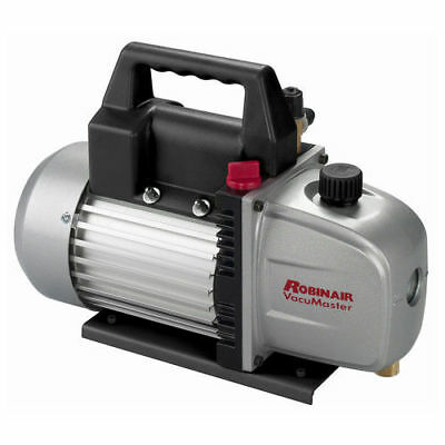 Robinair VacuMaster 5CFM Single Stage Pump 15510 NEW