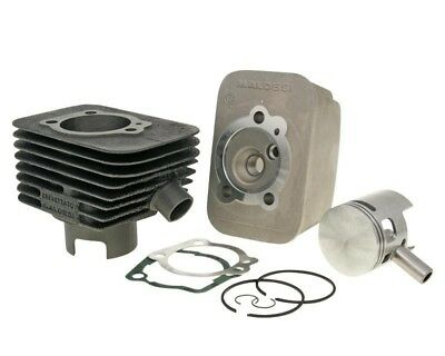 Zylinder Kit MALOSSI Sport 73ccm 0 15/32in Piston Pin for Piaggio, VESPA CIAO ,