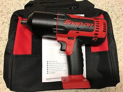 """Snap On•CT8850•1/2"""" 18 Volt•MonsterLithium Impact Wrench•Tool Only•18Volt•New!"""