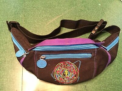 Vintage Golds Gym Fanny Pack 90's