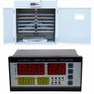 XM-18 Automatic Incubator Controller Egg Hatcher Humidity Temperature 4 Screen