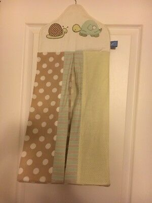 Nappy Bag Stacker Turtle And Snail Living Textiles Baby