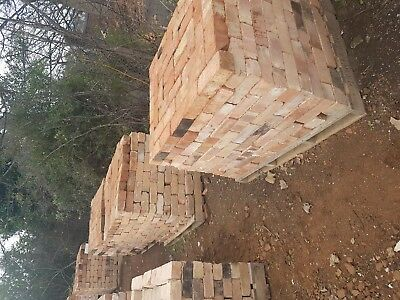 Mixed reclaimed bricks 1000s available ..... sold in 10's