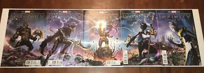 Infinity 2 3 4 5 6 Thanos' Black Order In-Hyuk Connecting Variant Lot Gorgeous!