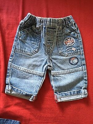 Baby Boy Jeans From NEXT 0-3 Months