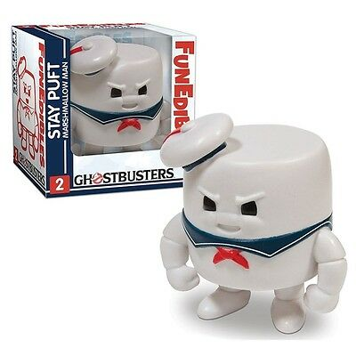 "NEW Ghostbusters ""Stay Puft Marshmallow"" FunEdibles"