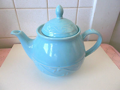 Blue Tea Teapot- Made in U.S.A