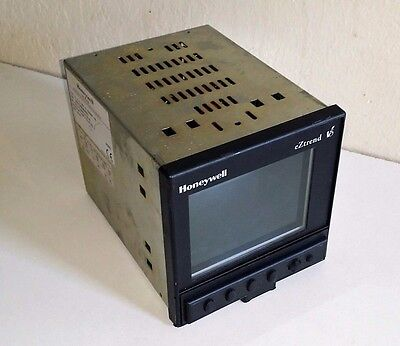 Honeywell eZtrend V5 Paperless Electronic Chart Recorder TVEZ Tested & Serviced