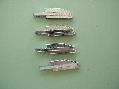 Esd Coin Slide Inserts For V-14 Coin Slide (Qty 4)