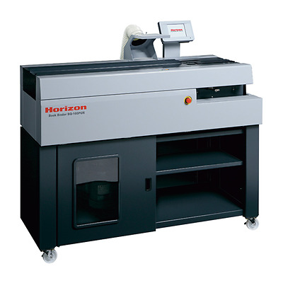 Horizon BQ-160 PUR Perfect Binder / Perfect Book Binding Machine